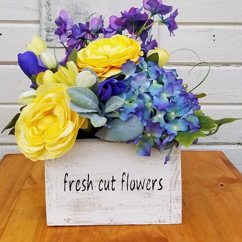 Mothers Day, flowers, silk arrangements