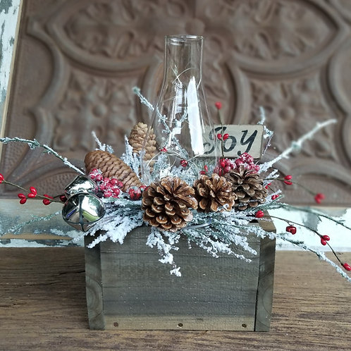 Holiday Centerpieces, Rustic Holiday Centerpieces, Christmas Centerpieces