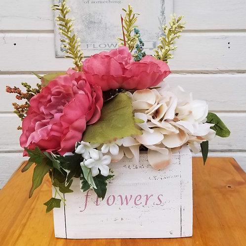Mothers day, flowers, arrangements, silk flowers