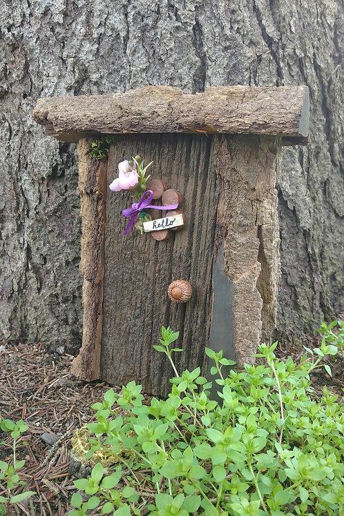 Miniature door, Fairy door, Gnome door, Elf door, Pixie door
