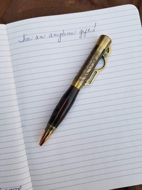 Lever Action Pen