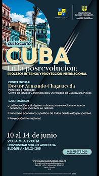 Cuba en la posrevolución: procesos internos y proyección internacional