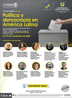 Política y Democracia en América Latina