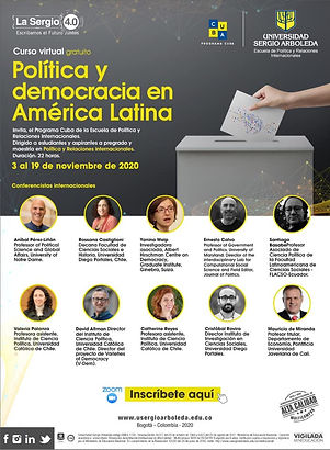 La Política y Democracia en América Latina.jpg
