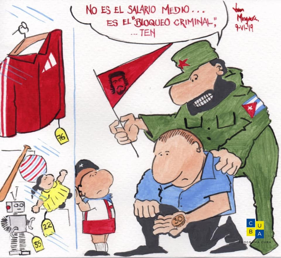 Viñetas Programa Cuba