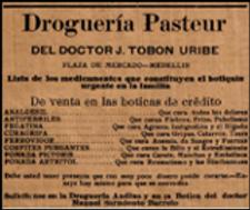 Cuando la gripe mostró la verdadera Bogotá 1918-1919