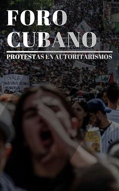 Protestas en Autoritarismos