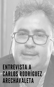 Entrevista aCarlos Rodríguez