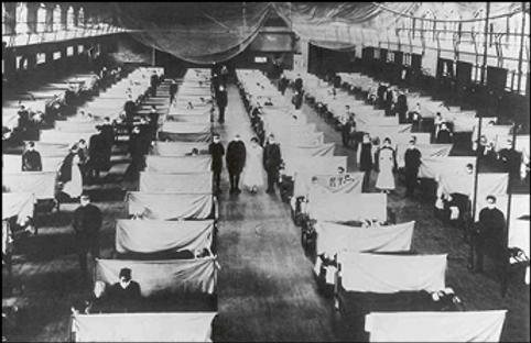 Gripe Española: La primera pandemia en Colombia