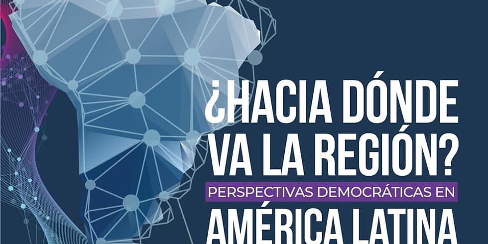 V diálogo sobre Cuba: ¿hacía dónde va la región? Perspectivas democráticas en America Latina
