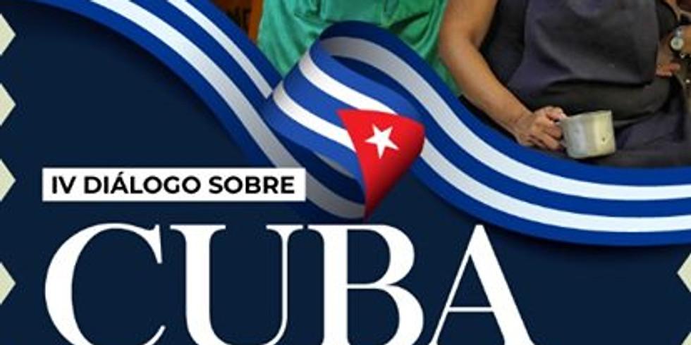 IV Diálogo sobre Cuba: Rol de la mujer en contextos autoritarios