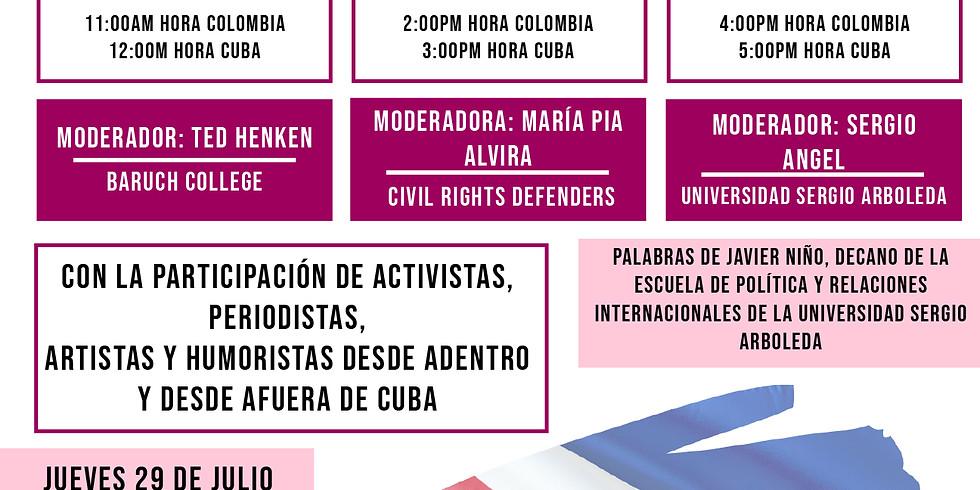 VIII Diálogo sobre Cuba: la libertad de expresión en Cuba