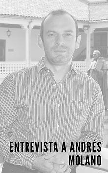 Entrevista a Andrés Molano