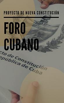 Proyecto de nueva constitución