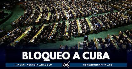 Colombia se abstiene de condenar bloqueo