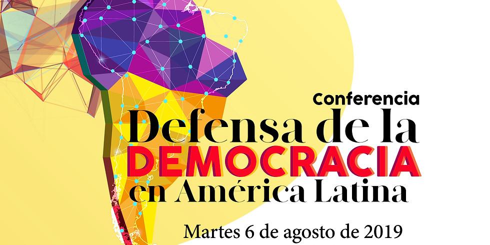 Defensa de la Democracia en América Latina