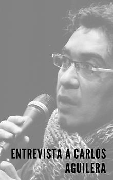 Entrevista a Carlos Aguilera