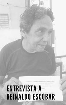 Entrevista a Reinaldo Escobar