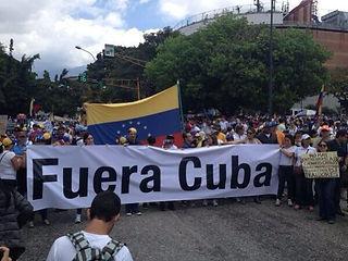 """""""Hands of Venezuela"""""""