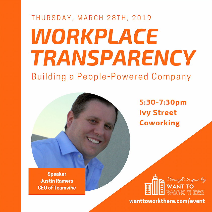Workplace Transparency: Building a People-Powered Company