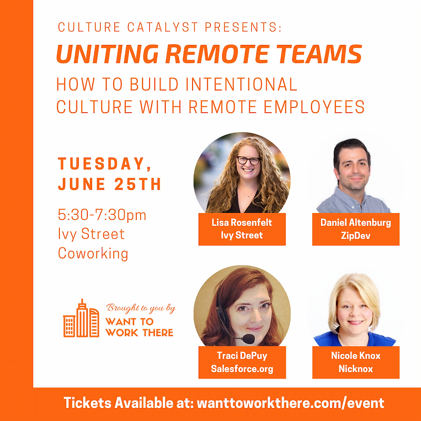 Uniting Remote Teams: How to Build Intentional Culture with Remote Employees (1)