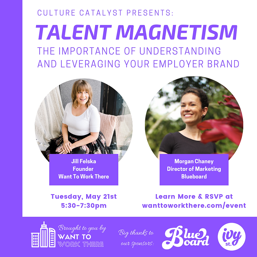 Talent Magnetism: Understanding and Leveraging Your Employer Brand (1)
