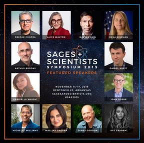 Sages and Scientists Symposium 2019
