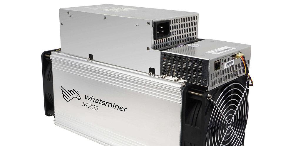 Whatsminer M20s 68T/hs