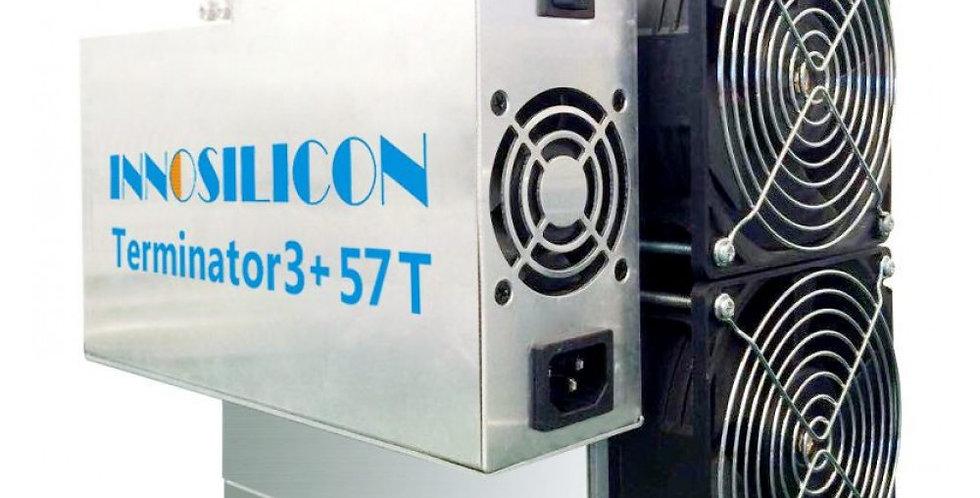 Innosilicon T3+ 57 Th/s