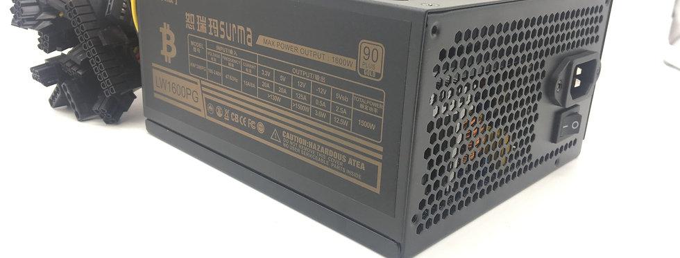 Блок питания Surma 1200W для L3+