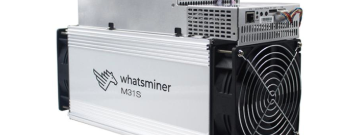 WhatsMiner M31S 80 Th/s