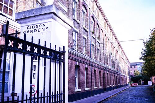 Gibson Gardens, N16