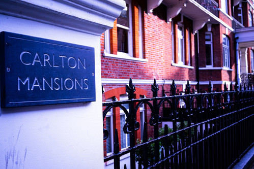 Carlton Mansions, W14