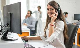 Einfacher Kontakt Kundenservice