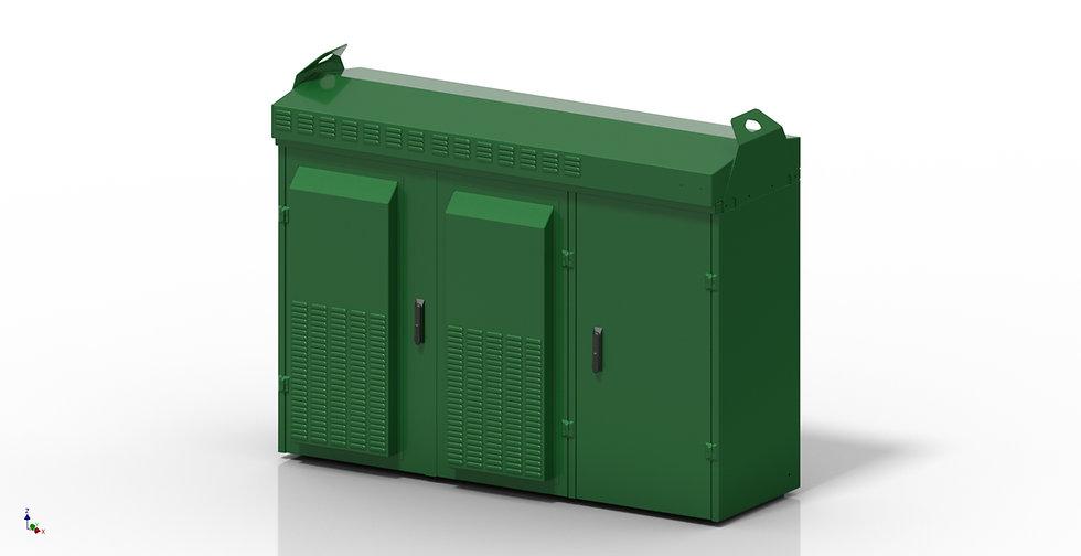 Smart Metering Cabinet