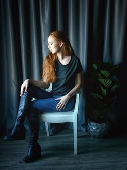 Фотосъемка в студии Москвы