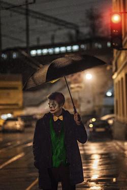 Ночная фотосессия в Москве