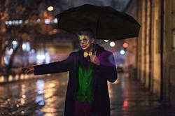 Стрит фотосъемка на Хэллоуин