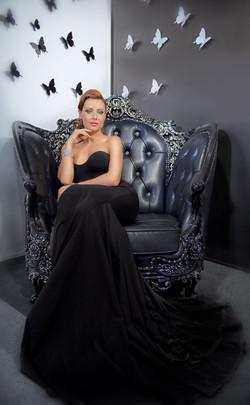 Фотосъемка в платье