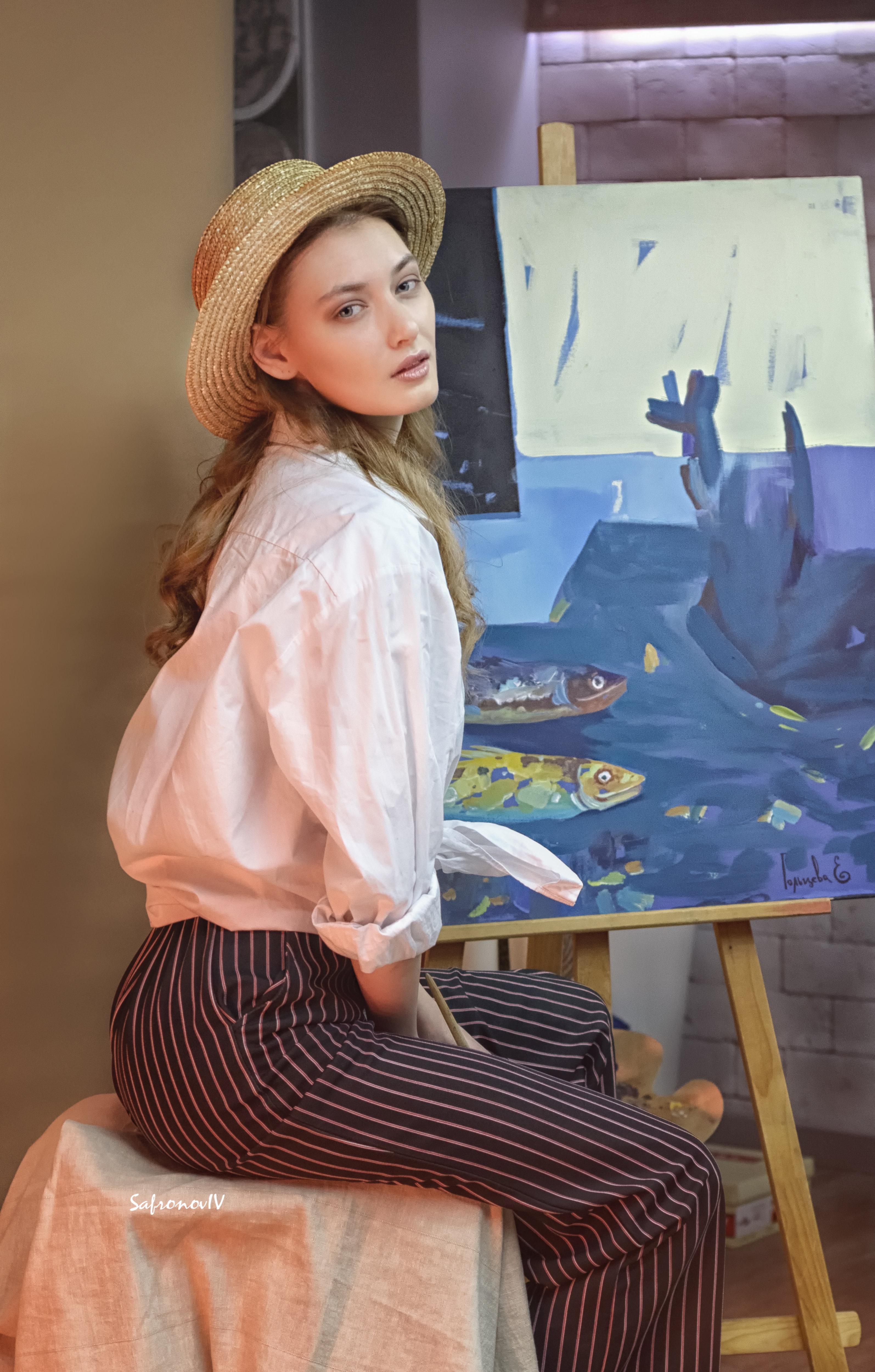 fotosjemka v studii
