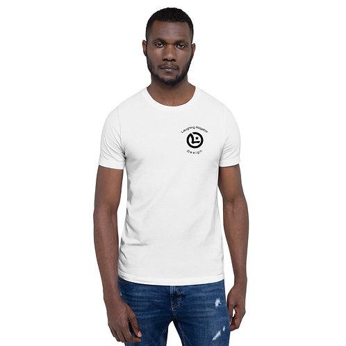 Laughing Alligator Logo - Short-Sleeve Unisex T-Shirt