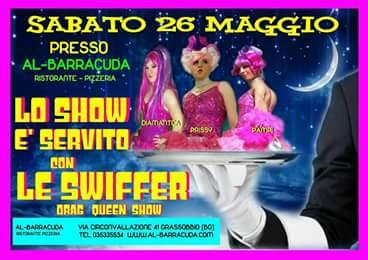 LO SHOW E' SERVITO