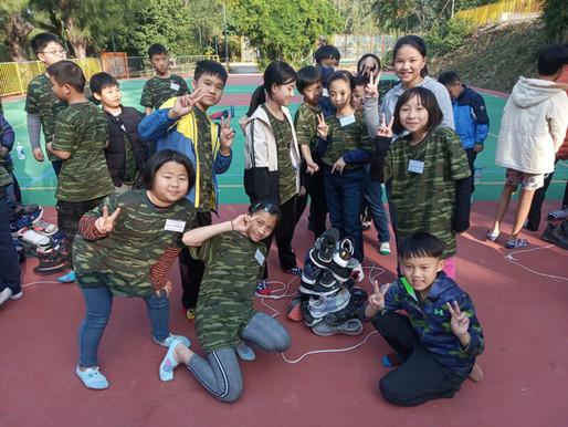 【聖誕軍訓2020】香港4天軍訓營 - B團 (12月29至1月1日)