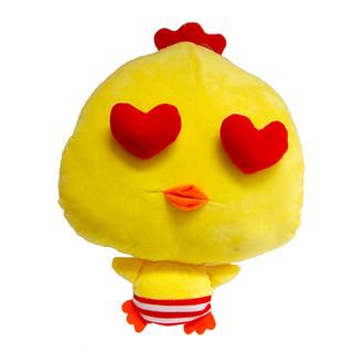心心眼走地雞