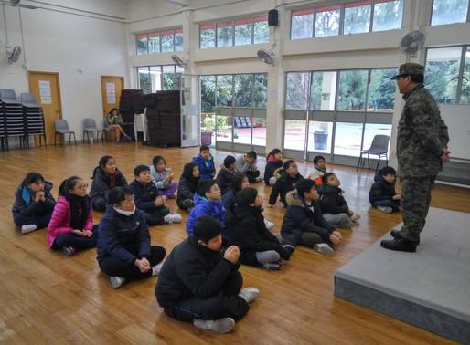 【暑期軍訓2020】香港4天軍訓營 - 特別加開D團 (8月5至8日)