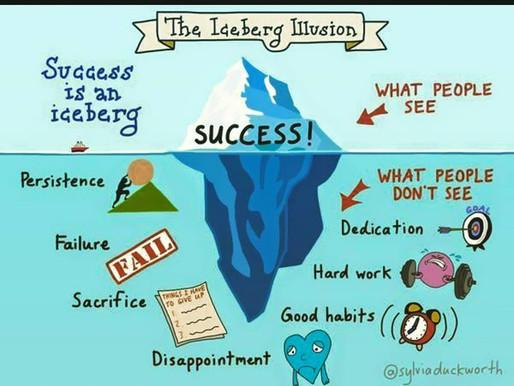 你對成功背後的了解究竟有多少?