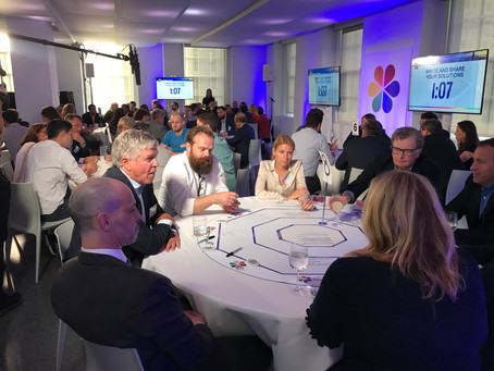 CNBC Event: We Gather 67 Experts In NYC To Discuss UN Goals