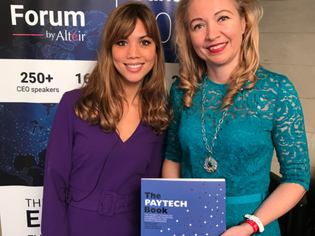 "Fintech CEOs Share Tips On ""Going Global"" At The Paris Fintech Forum"