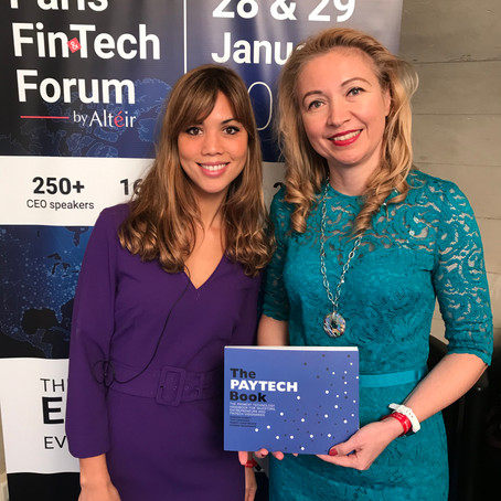"Fintech CEOs Share Tips On ""Going Global"" At The Paris Fintech Forum"