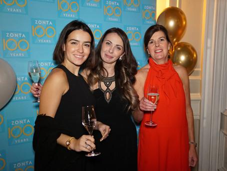 Celebrating 100 Years of Zonta International in London!